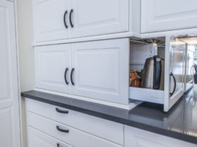 IKEA's innovative kitchen features are one of the great reasons we love to work exclusively with IKEA kitchens.